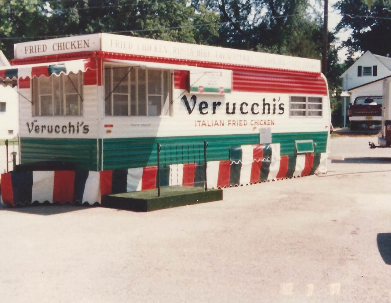 Verucchis Chicken Wagon