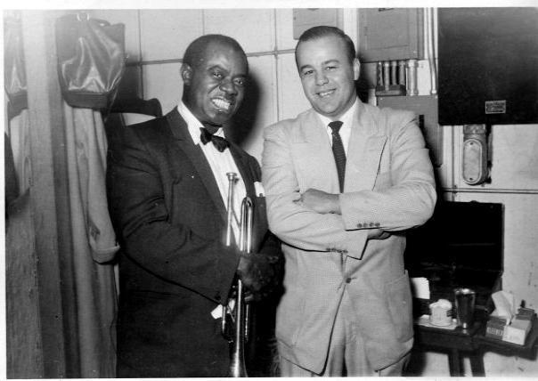 Louis Armstrong & Buzzy Verucchi